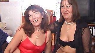 Lynn & Crunch at one's best UK Matures