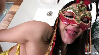 Lets Have Anal - Unseeable Woman Fucks Say no to Friend's Tramp 1 - Big Bosom