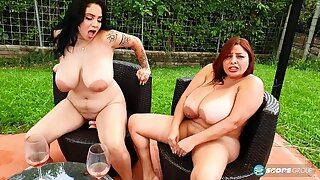 Huge Boobs Prevalent Fat Tatas