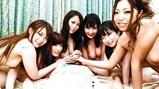 Crazy Japanese girl Hina Maeda in Amazing JAV uncensored Big Tits movie
