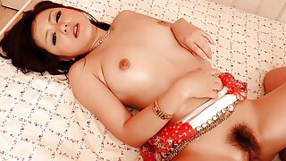 Incredible Japanese chick Rui Natsukawa in Exotic JAV uncensored Dildos/Toys movie